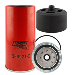Fuel Filter w/Open End